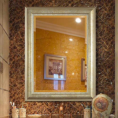 Daily necessities specchio da bagno specchio_50 * 70cm specchio da appendere a parete specchio da bagno specchio decorativo specchio moderno stile