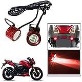 #6: Vheelocityin Metal Body Bright Flasher Bike / Motorcycle Mini Flasher LED Light For Tvs Apache Rtr 200 4V