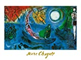 Marc Chagall Poster/Kunstdruck Il concerto, 1957 80 x 60 cm