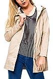 ONLY Damen Jacke onlMANDY Sedona Spring Jacket OTW Beige Humus, 38 (Herstellergröße:M)