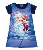 Disney Die Eiskönigin Elsa & Anna Mädchen Kleid - lila - 104