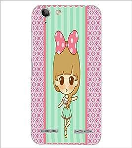 PrintDhaba cartoon D-3825 Back Case Cover for LENOVO A6020a46 (Multi-Coloured)