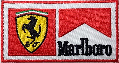 ferrari-marlboro-red-border-embroidered-badge-patch-iron-or-sew-on-85cm-x-45cm