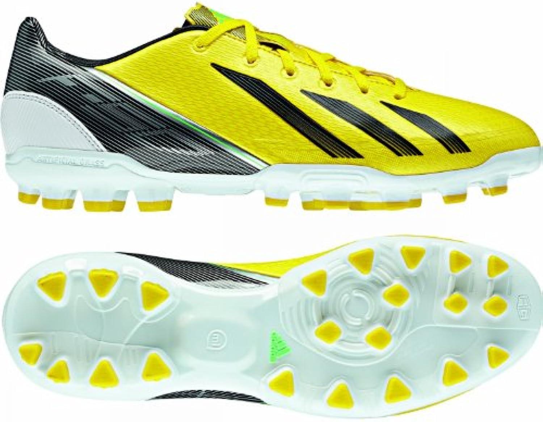 Adidas Schuhe Nockenschuhe F30 Fußballschuhe TRX AG vivyel/black, Größe Adidas:12 -