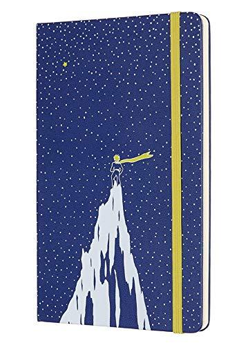 Moleskine Agenda Settimanale 18 Mesi Le Petit Prince in Edizione Limitata, Montagna, Diario Accademico 2019/2020 con Copertina Rigida, Dimensione Large 13 x 21 cm, 208 Pagine