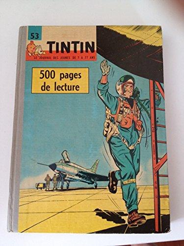 Recueil du Journal Tintin 53