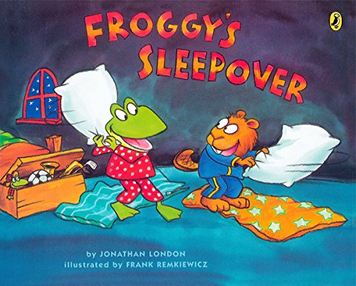 Froggy's Sleepover por Jonathan London