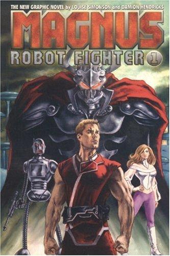 Magnus 1: Robot Fighter