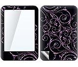 Tolino Shine 2 HD Skin PINKFLEUR Sticker Handy Folie Aufkleber + Wallpaper, Schutzfolie Fuer Cover