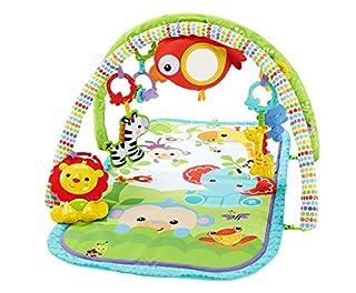 Fisher-Price CHP85 - Rainforest-Freunde 3-in-1 Spieldecke, tragbare Baby Krabbeldecke inkl. abnehmbaren Spielzeugen, ab Geburt (B00R6CI61A) | Amazon Products