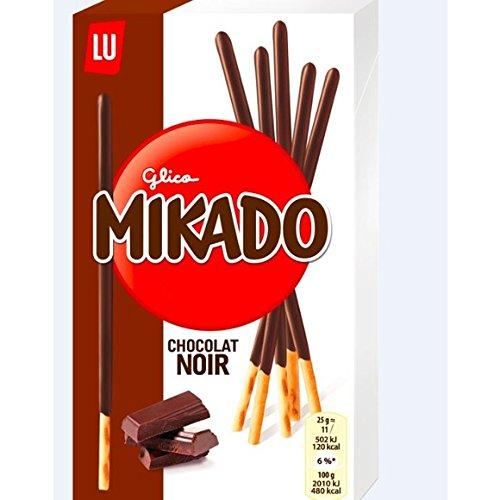 mikado Chocolat noir - ( Prix Unitaire ) - Envoi Rapide Et Soignée