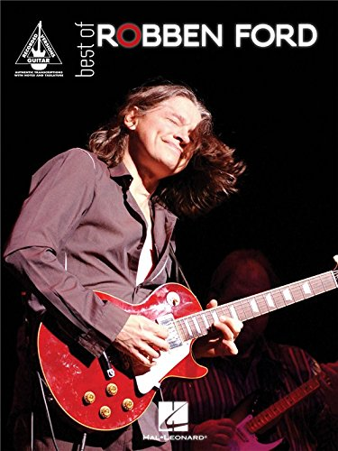 Best Of Robben Ford (Guitar TAB). Partit...