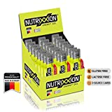 Nutrixxion ENERGIE ENDURANCE GEL mit AMINOSÄUREN (BCAA) & VITAMINEN Set 24er Set, Geschmack Lakritz [40mg Koffein]