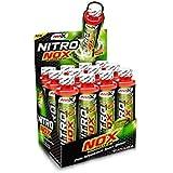 Amix Nitronox Shooter Voluminizador /Pre-Entreno - Paquete de 12 x 140 gr - Total: 1680 gr__8594159536203