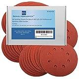 40Bond Abrasives Schleifblätter für Bosch GEX 125–150Professional Random Orbit Sander Allen Klassen