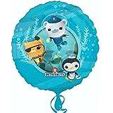 Los Octonauts - La fiesta de cumpleaños de globos de aluminio Rescue 45cm