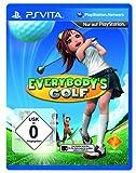 Everybody's Golf - [PS Vita]