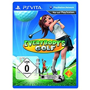 Everybody's Golf – [PlayStation Vita]