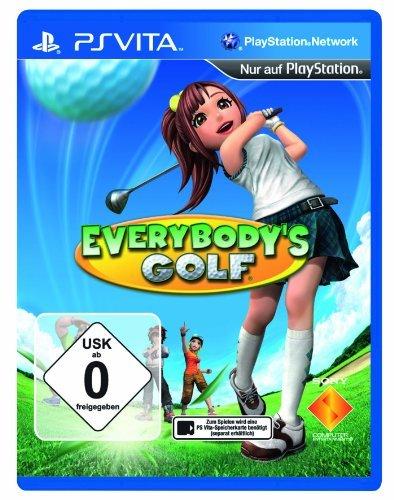 Everybody's Golf - [PlayStation Vita]