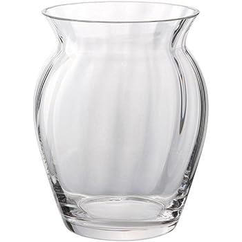 British Flight Tracker Dartington Glass Bud Vase
