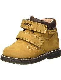 Geox B Glimmer Boy WPF A, Botas Clasicas para Bebés