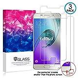 Ycloud [3 Pack] Protection écran pour Samsung Galaxy A5 (2016) A510 5.2pouce, [9H...