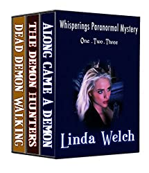 Whisperings Paranormal Mystery, Volumes one, two and three