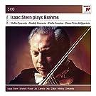 Isaac Stern interpr�te Brahms