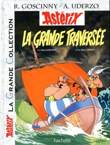 Astérix La grande Collection - La grande traversée - n°22