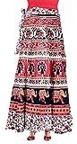 Magnus Women's long Skirt (Multicolor)