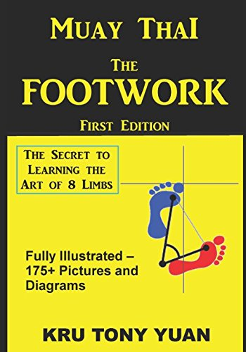Muay Thai: The Footwork: The Secret to Learning the Art of 8 Limbs (Muay Thai-art)