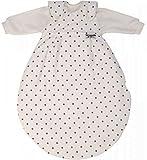 ALVI Baby Mäxchen Schlafsack Dots - Gr. 80/86