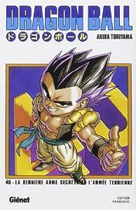 Dragon Ball Nouvelle édition Tome 40