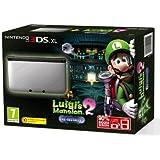 Nintendo Handheld Console XL - Silver with Pre-installed Luigi's Mansion 2 (Nintendo 3DS)