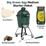 Big Green Egg Medium - Starter-Paket
