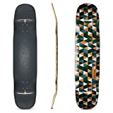 Loaded Boards Kanthaka Bamboo Longboard Skateboard Deck (Wide)
