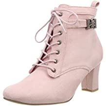huge discount 3d0e4 3562d Suchergebnis auf Amazon.de für: trachtenschuhe damen pink
