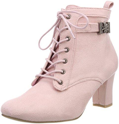 HIRSCHKOGEL Damen 3617400 Stiefel, Pink (Rosa), 35 EU