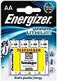 Energizer 4 piles AA LR6 639155