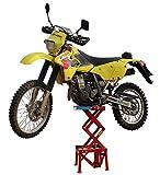 TrutzHolm Motorradlift 135kg Motorradheber Enduro MX Hebebühne