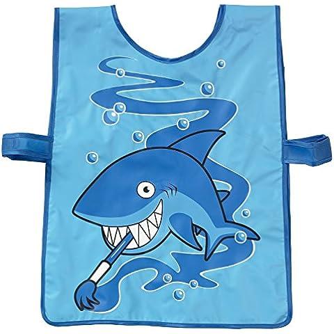 Bugzz Bambini Grembiuli/grembiuli per Arts e artigianato e cucinare - Shark