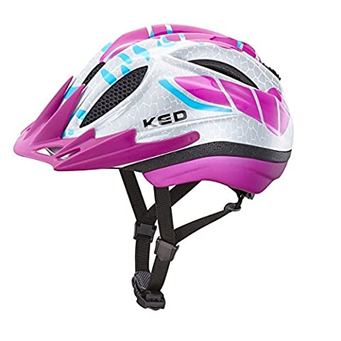 KED Meggy K-Star Helmet Kids Violet Kopfumfang 52-58cm 2017 mountainbike helm downhill