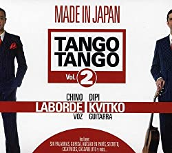 Tango Tango Vol2 Made Japan