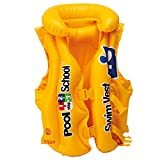 #6: Intex Pool School Deluxe Swim Vest
