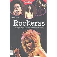 SPA-ROCKERAS (Guias del Rock & Roll)
