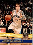 2010/2011 Donruss #176 Jason Williams Orlando Magic Trading SD- NBA