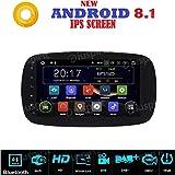 ANDROID 7.1 GPS USB WI-FI Bluetooth autoradio navigatore Smart Fortwo W453 2014, 2015, 2016, 2017