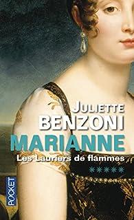 Les Lauriers de flammes par Juliette Benzoni