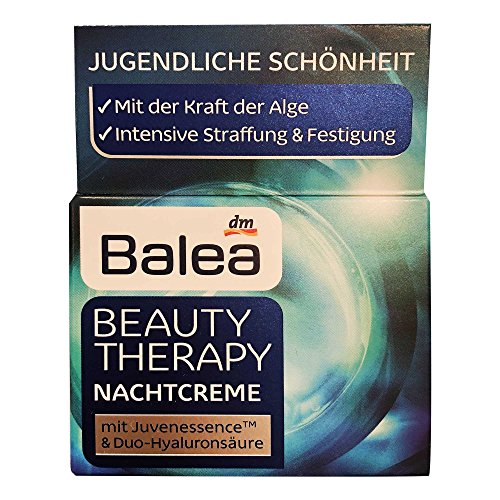 Balea Beauty Therapy Nachtcreme, 50 ml (1er Pack)