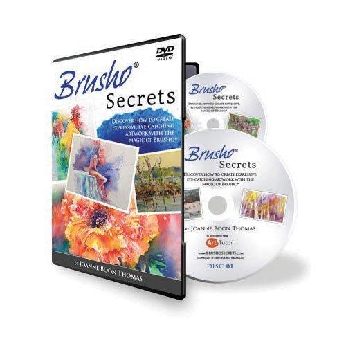 Brusho Secrets